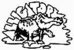 Alligato records logo