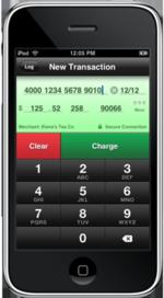 Iphone-terminal