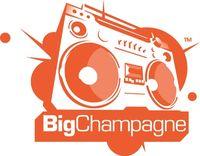 Big Champagne or logo
