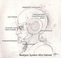 Beatjazz-afro-helmet