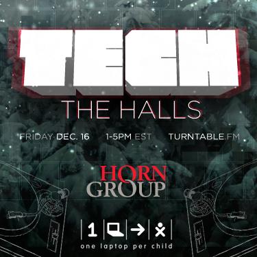 Tech-the-halls