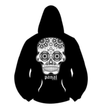 Skull-hoodie