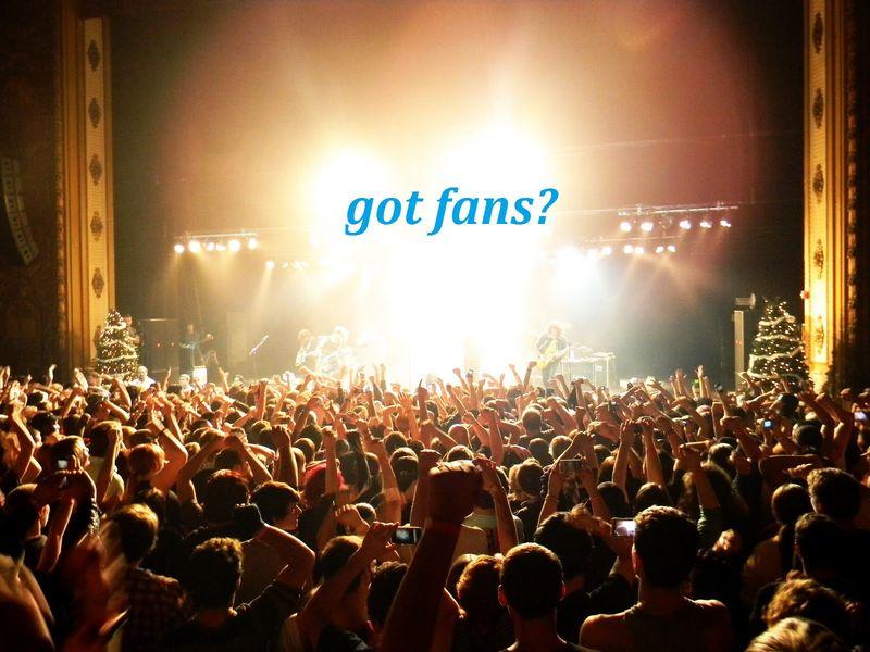 Get A Fan Base