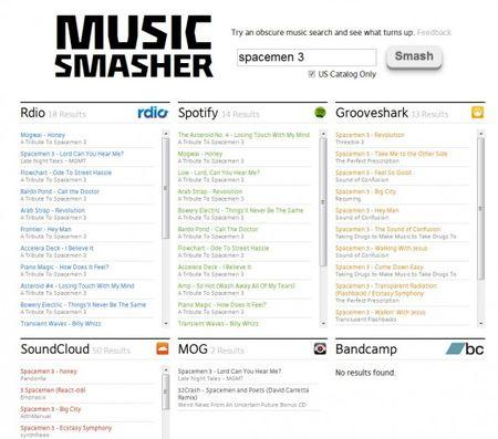 Music-smasher