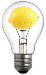 Lemon-bulb