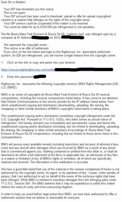Bmg-settlement