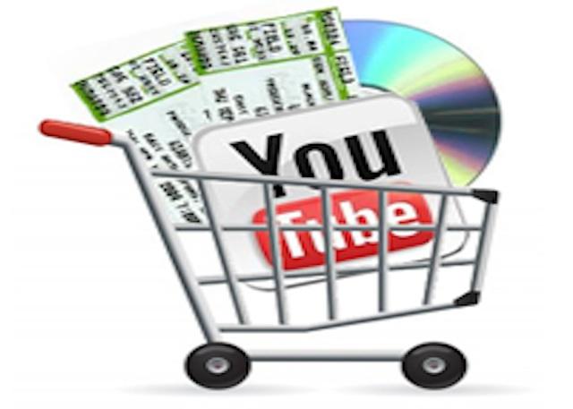 YouTube-Music-Shop