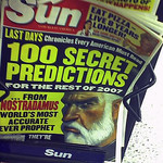 Secret-predictions