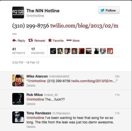 Nin-hotline