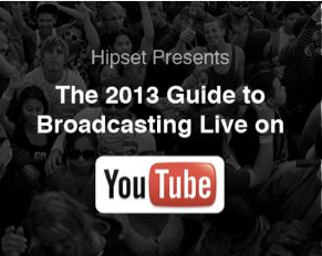 Youtube-broadcasting-live