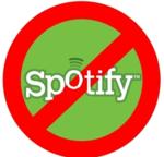 no spotify