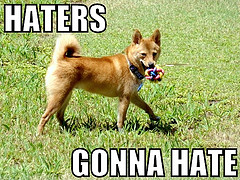 Haters-gonna-hate-_taro_-flickr