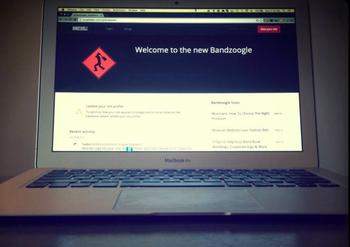 New Bandzoogle