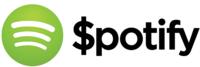 Spotify-logo-parody