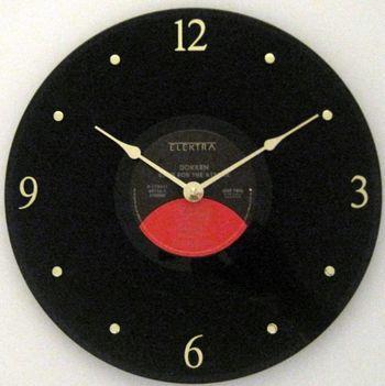 Dokken-clock
