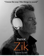 Lou Reed headphone