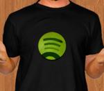 spotify t-shirt
