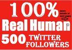 Real-human-followers