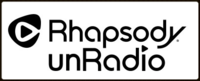 Rhapsody UnRadio logo