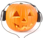 Pumpkin-with-headphones