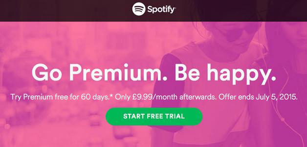 Spotify free 2