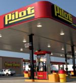 Pilot gas pump