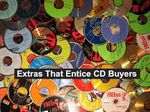 Wanted CD Extras