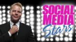 star on social