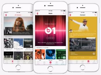 apple music mobile