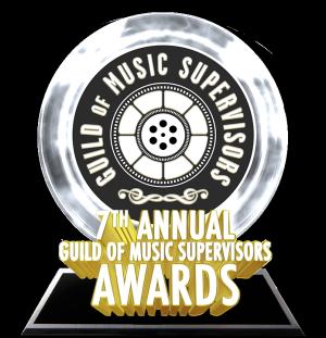 music supervisor awards