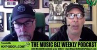 Music biz weekly podcast photo