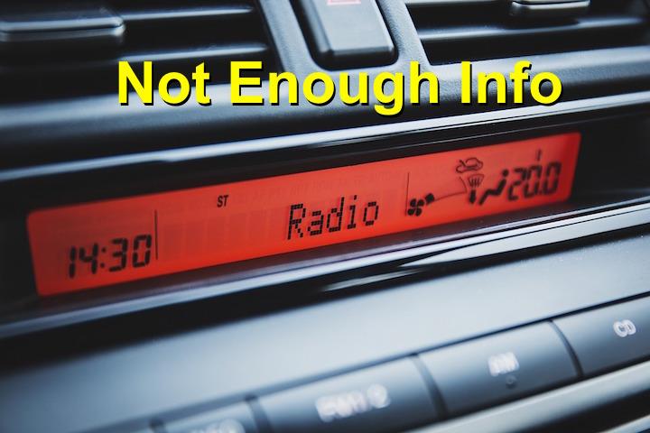 Radio-informaiton