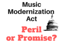 Music Modernization Peril
