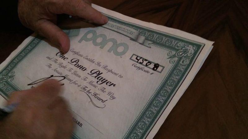 Pono-player-certificate