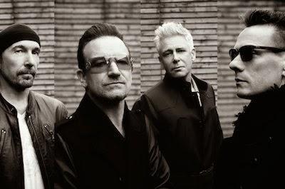 U2 Songs of Innocense