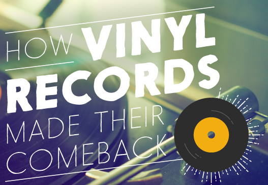 How Vinyl Records Made Their Comeback   Liberty Games Blog