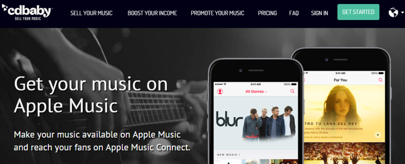 Sell Music Online   Sell Your Music on iTunes  Amazon and More    CD Baby
