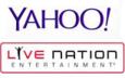 yahoo live nation
