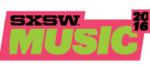SXSW Music 2016 logo