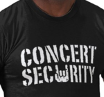 concert securty