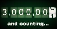 3 million