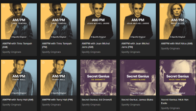 Spotify Originals on Spotify