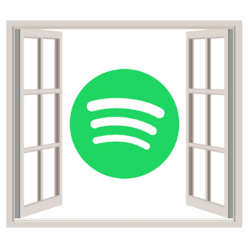 Spotify windowing