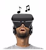 virtual reality music