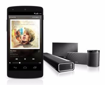 Sonos NewAppFamily