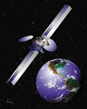 Satellite-radio