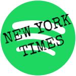 Spotify new york times