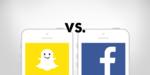 Facebook-vs-Snapchat-Infographic
