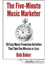 5 Minute Music Marketer