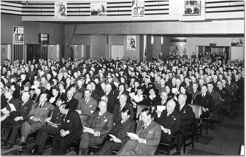 Eatons_War_Bonds_Rally_1943_Audience